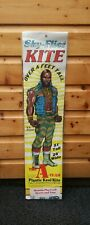 VTG 1983 THE A-TEAM B.A BARACUS SKY-FLIER KITE 1980s NOS MR T #2