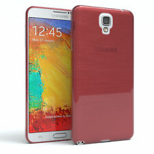Funda protectora para Samsung Galaxy touch 3 neo cepillado teléfono celular funda rosa