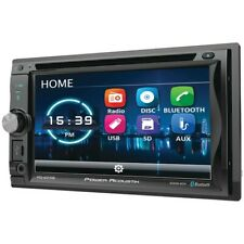 Power Acoustik PD-625B Double-DIN 6.2