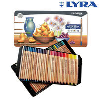 Lyra Rembrandt Polycolor Colouring Pencils In Gift Tin - Ideal for Art Therapy