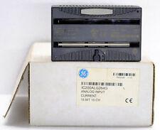 GE FANUC IC200ALG264G ANALOG INPUT