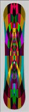 Snowboard Custom Topsheet Designer Folie von DIXTIME SB-110
