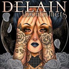 Delain - Moonbathers 2CD 2016 digibook symphonic metal Napalm Records