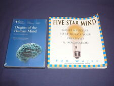 Teaching Co Great Courses CDs         ORIGINS OF THE HUMAN MIND    new + BONUS