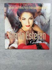 Gloria Estefan-Go Away 12 inch Vinyl maxi single