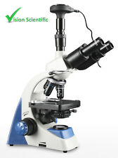 Vision Scientific Vmu0005-Tt-Dg3.0 Trinocular Compound Microscope