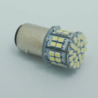 White 6000K 12V Car Tail Stop Brake Lamp Light 1157 BAY15D 50SMD 1206 LED Bulb
