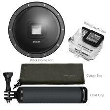 Shoot 6'' Dome Port Underwater Diving Camera Lens Cover Kit for GoPro Hero 5 Cam