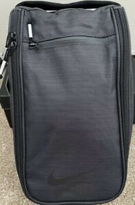 Nike Departure Shoe Tote Bag Golf Travel Black BA5738-010 Carry On NEW NWT