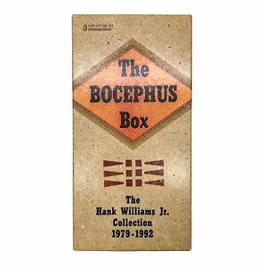 The Bocephus Box: Hank Williams Jr. Collection 1979-1992 3-CD Box Set Country