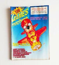 The Games machine n°20 maggio 1990 rivista videogiochi