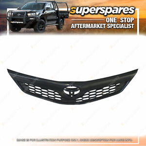 Superspares Front Grille for Toyota Camry Atara ASV50 12/2011-12/2014