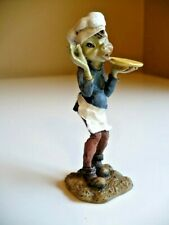 Pixie Figurine Baker Chef New Resin 4 inches tall Resin Anthony Fisher Artist