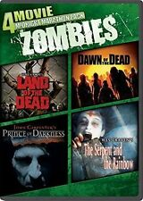 Zombies Horror DVD: 1 (US, Canada...) R DVD & Blu-ray Movies