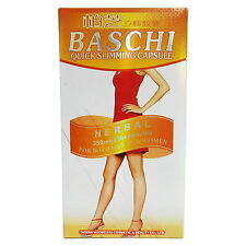 Baschi Quick Slimming 30 Capsules Natural Herbal Fast Slimming 1 Month Supply