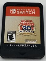 Super Mario 3D All-Stars (Nintendo Switch) Cartridge Only Tested Working