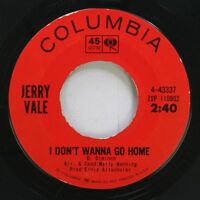 Pop 45 Ernie Aitschuler - I Don'T Wanna Go Home / Where Were You When I Needed Y
