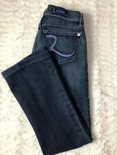 Rock And Republic Women's Jeans Size 24 Bootcut b11