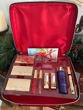 2020 Estee Lauder Blockbuster Holiday 9PC Make Up Gift Set W/Train Case FREESHIP