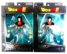 2 Dragon Ball Super Dragon Stars Android 17 Bandai Series 10 Toy Collection New