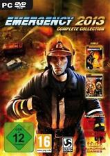 Emergency 2013 Complete Collection + EMERGENCY 3 + 4 NEU