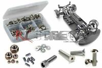 RCScrewZ Xray T1R Stainless Steel Screw Kit - xra003