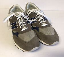 Vintage New Balance 496 Men's Size 14 Running Shoes NEW Sneakers Gray