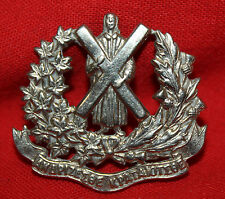Pre WWI ST ANDREW'S COLLEGE CADET CORPS No.142 Collar Badge CD.26. Gaunt Canada