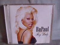 RuPaul- Foxy Lady- WARNER 1996- Made in Germany