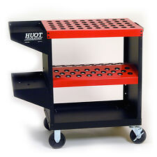 HUOT CNC Tool Cart Holds 48 HSK 63A toolholders