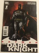 Batman The Dark Knight #1 David Finch Variant DC 2010