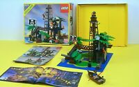 LEGO Vintage Classic Pirates Forbidden Island 6270 with Box and Instructions