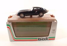 "Model Box Italy n° 8439 Jaguar E ""guida SX"" 1/43 neuf en boîte MIB"