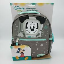 Disney Baby Mickey Mouse Backpack Safety Harness Straps Astronaut Mickey Space