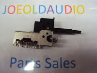 Kenwood KR8050/KR8850 Original Tape or Source Toggle Switch. Part # 4027-05.