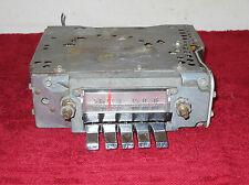 1963 Mercury Monterey Custom S-55 Fastback Convertible ORIG AM/FM STEREO RADIO