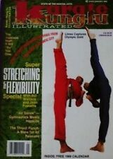 1/89 KARATE KUNG FU MAGAZINE JEAN FRENETTE BILL WALLACE ED PARKER MARTIAL ARTS