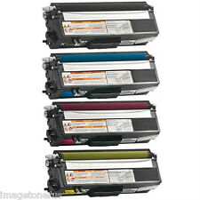 4-Pack Toner Set for Brother MFC 9970CDW 9460CDN HL- 4150CDN 4570CDW TN315