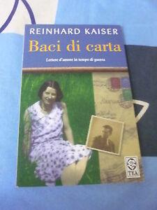 BACI DI CARTA REIHARD KAISER