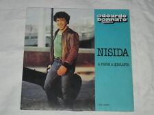 "EDOARDO BENNATO - Nisida Copertina Poster 7"" 45 gg"