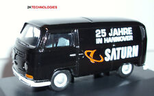 Oxford SP034 VW T2 Furgoncino Saturno 25 Anni in Hannover Nero 1/76 Scala