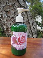Organic Lotion -- Triple Rose Body Lotion (8 oz)