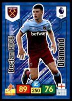 Panini Premier League Adrenalyn XL 19/20 Declan Rice (West Ham) DIAMOND No.413
