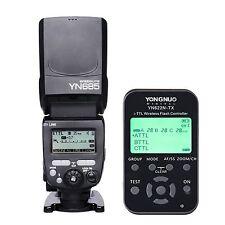 Yongnuo YN685 For Nikon TTL Wireless Flash + YN-622N-TX Controll Fr Nikon Camera