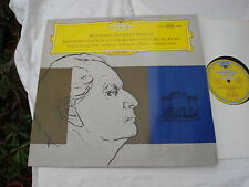 DGG 138 645 SLPM STEREO TULIP MOZART piano concts KEMPFF LEITNER.NM