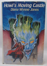 Howl's Moving Castle - Diana Wynne Jones - First Edition 1st Printing