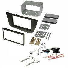 Kit mascherina autoradio stereo 2 DIN Seat Leon 2005 2 DIN + cavo ISO + fakra