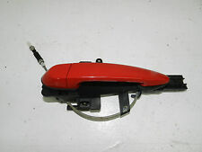 BMW 1 SERIES E87 PASSENGERS SIDE N/S FRONT/REAR DOOR HANDLE 5DR RED REF1365