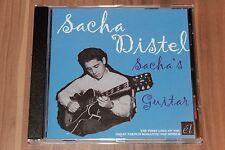Sacha Distel - Sacha's Guitar (2007) (CD) (Él  - ACMEM102CD)