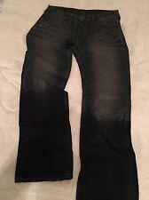 Selezione naturale Jeans W34 L34 NUOVO CON ETICHETTE RRP £ 220